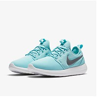 Nike Roshe Two Run 2 Women Running shoes Color Sky Blue
