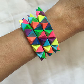 Spike Colored bracelet