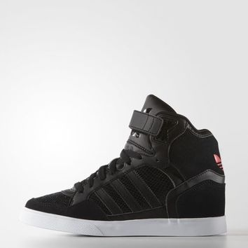 adidas Extaball Up Shoes - Black | adidas US