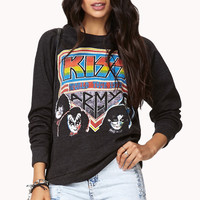 Kiss World Tour Sweatshirt