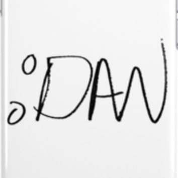 dan howell signature by reinventlove