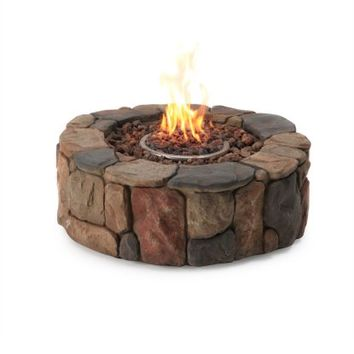 Red Ember 28 in. Clarksville Campfire Fire Pit - Fire Pits at Hayneedle