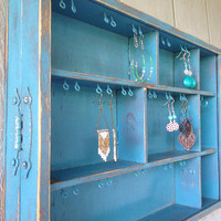 Antique Drawer Jewelry Display by OliveTreeHandmade on Etsy