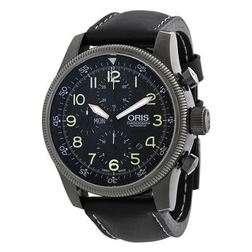 ORIS Chronograph Automatic Watch 01 675 7648 4234 07 5 23 77