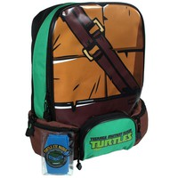 Teenage Mutant Ninja Turtles Backpack & Mask Set - Kids
