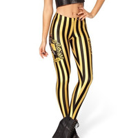 Hufflepuff Harry Leggings