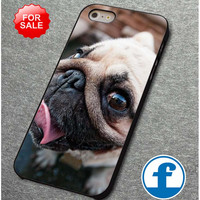 Pug Dog   for iphone, ipod, samsung galaxy, HTC and Nexus PHONE CASE