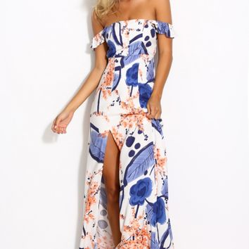 Little Cabin Maxi Dress