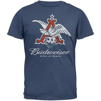 Budweiser - Red Eagle Logo Soft T-Shirt