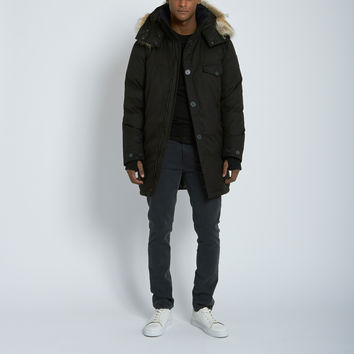 Nobis Johan Parka in Black