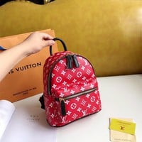 Louis Vuitton LV Monogram Mini Tote Backpack