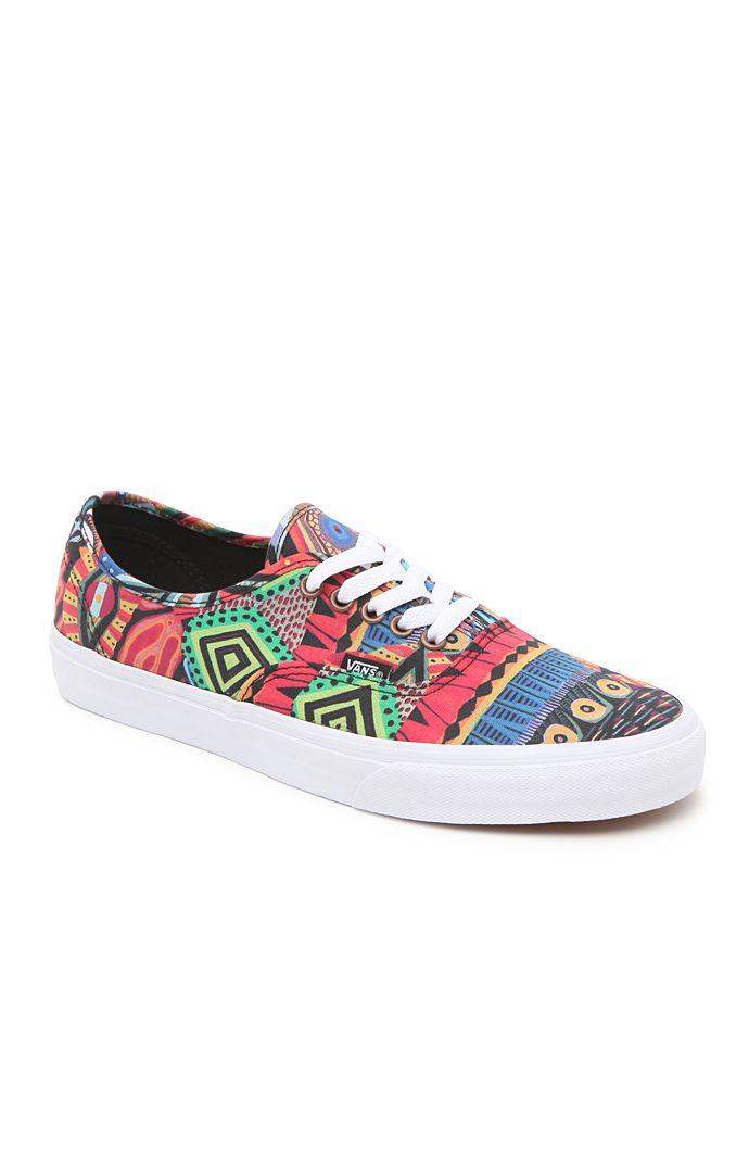 5ffc8347bb Vans Authentic Off The Wall Gallery Shoes from PacSun