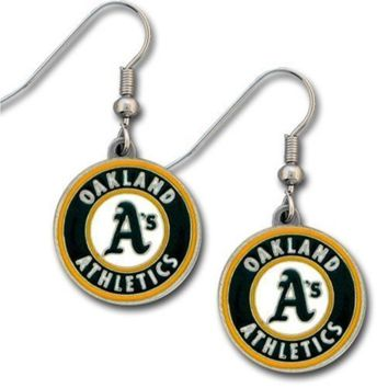 MLB Team Logo Earrings - More Teams Available