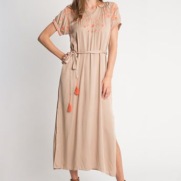 Beaconville Maxi Dress | Ruche