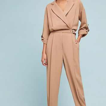 Tracy Reese Tailored Jumpsuit