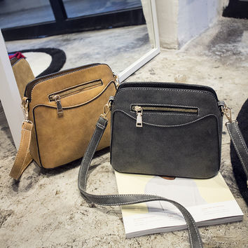Winter Stylish Messenger Bags Casual One Shoulder Bags Shoulder Bags [6581236679]