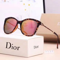 DIOR leisure hot selling ladies holiday travel sunglasses fashion shades