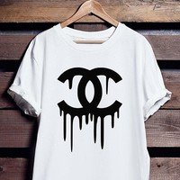 Chanel Fashion and leisure t-shirts