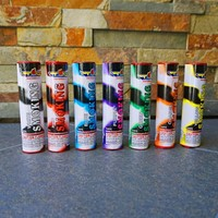 7 Color Smoke Fountain Pack