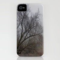 Mountain tree iPhone Case by Guido Montañés | Society6