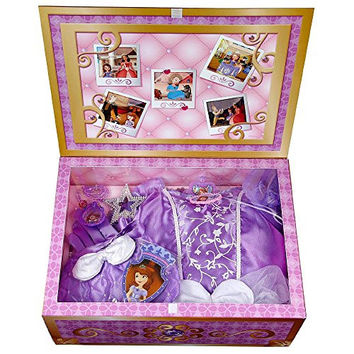Sofia the First Ultimate Dress-Up Trunk