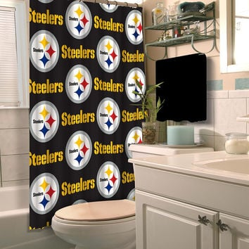 How To Purchase Curtains NY Jets Shower Curtain