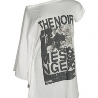 All Saints Noir Messengers Tee