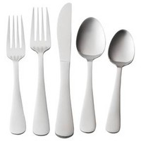 Teagan Flatware Set 20-pc. Stainless Steel - Room Essentials™