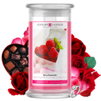 Berry Passionate | Valentine's Day Scented Jewelry Candle