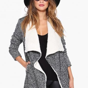 Abbi Shearling Jacket