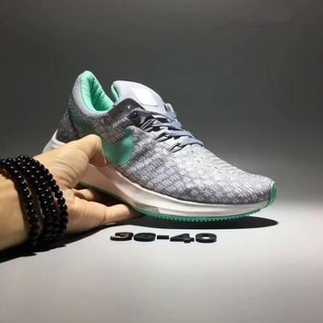 """""""Nike Air Zoom Pegasus 35"""" Women Sport Casual Flywire Knit Sneakers Running Shoes"""