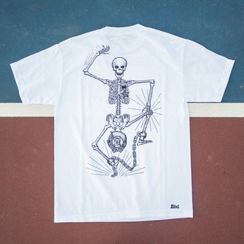 Alife Death's Dance T-Shirt - White