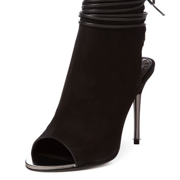 Hadlie Lace-Up Bootie