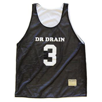 Dr. Drain Basketball Reversible