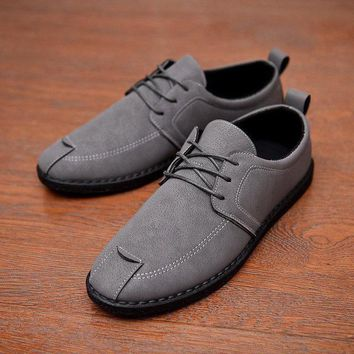 Casual Genuine Leather Loafer Moccasins Shoes