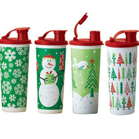 Tupperware | Jolly Holiday 16 oz./470 mL Tumblers