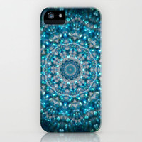 MERMAID MANDALA  iPhone Case by M✿nika  Strigel	 for phone 5 + 4 S + 4 + 3 GS + 3 G +  skins + pillow + print +canvas +more  in| Society6