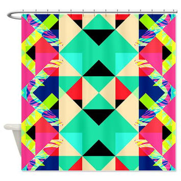 Shower Curtain - Mix #270 - Ornaart Design