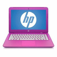 "HP Stream 13.3"" Laptop PC with Intel Celeron N2840 Processor, 2GB Memory, 32GB Hard Drive, Windows 8.1 & Office 365 Personal 1 yr Included (DVD/CD DRIVE NOT INCLUDED) - Walmart.com"