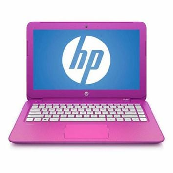 """HP Stream 13.3"""" Laptop PC with Intel Celeron N2840 Processor, 2GB Memory, 32GB Hard Drive, Windows 8.1 & Office 365 Personal 1 yr Included (DVD/CD DRIVE NOT INCLUDED) - Walmart.com"""