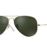 Ray-Ban AVIATOR CLASSIC en Or, RB3025 | Ray-Ban® France