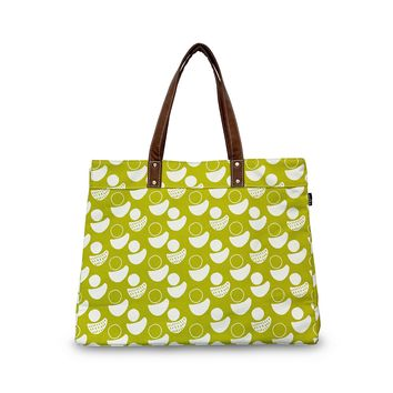 NEW! Carryall Tote - Half Moon Bay