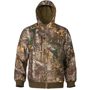 Hell's Canyon Contact Reversible Jacket Realtree Xtra, Large