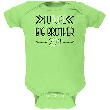 Future Big Brother Arrows 2019 Soft Baby One Piece