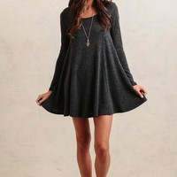 Made For You Trapeze Dress
