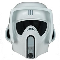 Preorder May 2018 Star Wars ROTJ Biker Scout Trooper Helmet 1:1 Scale Replica