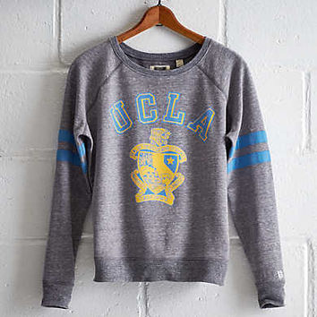 Tailgate UCLA Crewneck Sweatshirt, Heather Gray