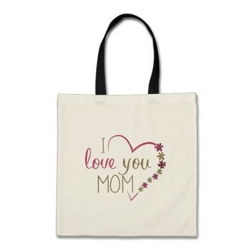 Tote bag gift for Mother's Day