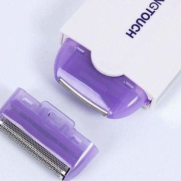 2017 New Safely Hair Remover Hair Shaver for Women and Men Body Care Machine Rechargable Dropping Shipping