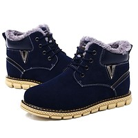 Aleader Warm Men Winter boots